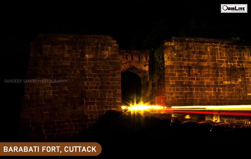 Barabati Fort Cuttack