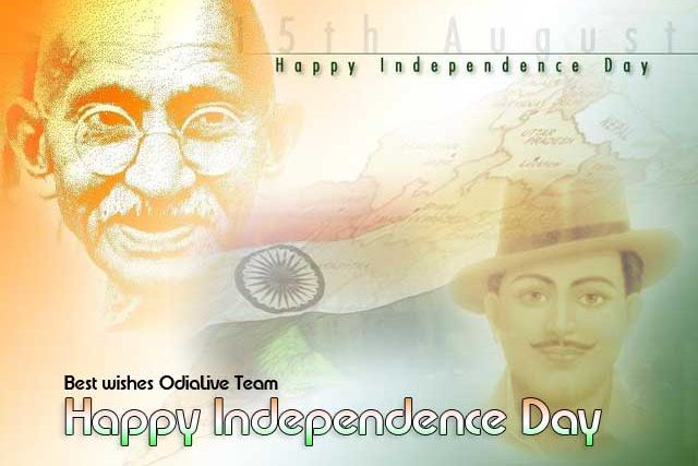 Happy Independence day with Odialive