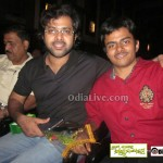Ollywood Star Sabyasachi with Siddharth Pattnaik