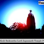 Lord Jagannath Temple Puri