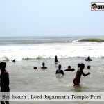 Puri Sea beach Odisha