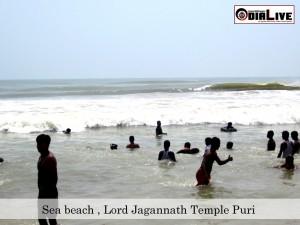 Puri Sea beach Odisha
