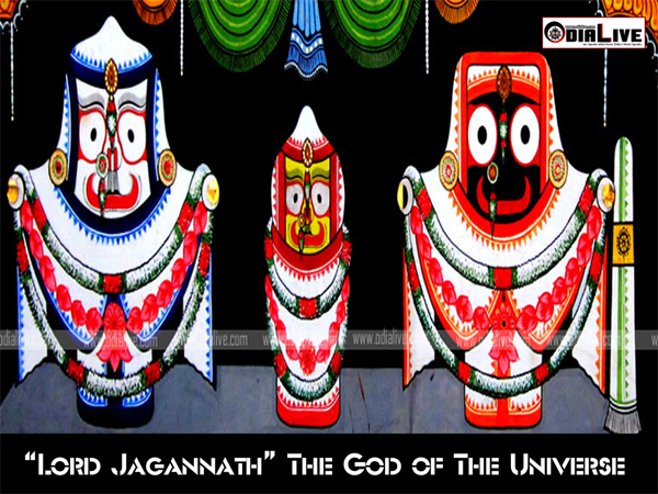Lord Jagannath The God of the Universe wallpapers