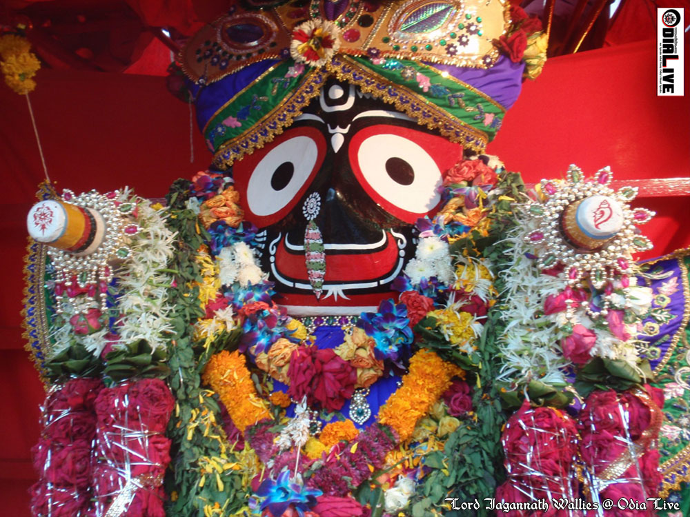Latest New God Jagannath Ji HD Wallpapers for free download