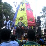 Ratha yatra in different parts of odisha