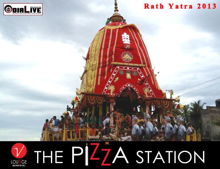 Rath yatra 2013 in puri
