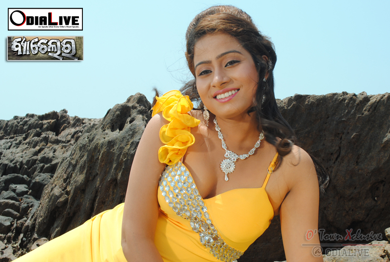 Odia actress Utkantha