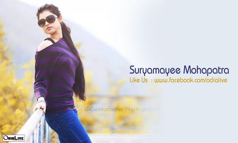 Suryamayee-Mohapatra-odia-actress