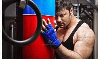 New Look of Hotshot Superstar Anubhav Mohanty