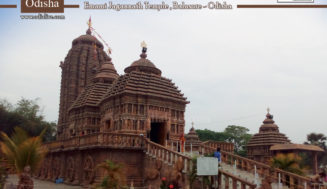 Emami Jagannath Temple Balasore : A photo Story