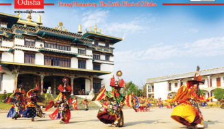 Jirang Monastery – The Tibet of Odisha : A Photo Story