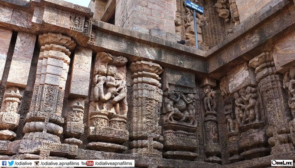 Konark Temple: One of the 7 Wonders of India