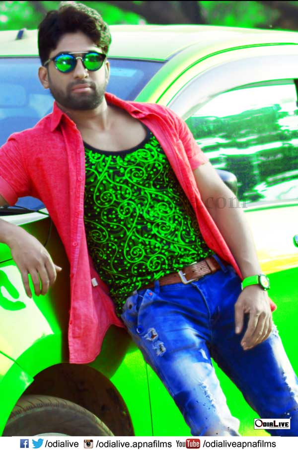 karan singh ray telugu actor