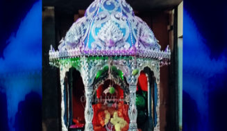 Chandi Dola Bimana in Cuttack