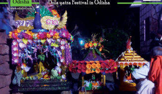 Dola yatra in Odisha : A Photo Story
