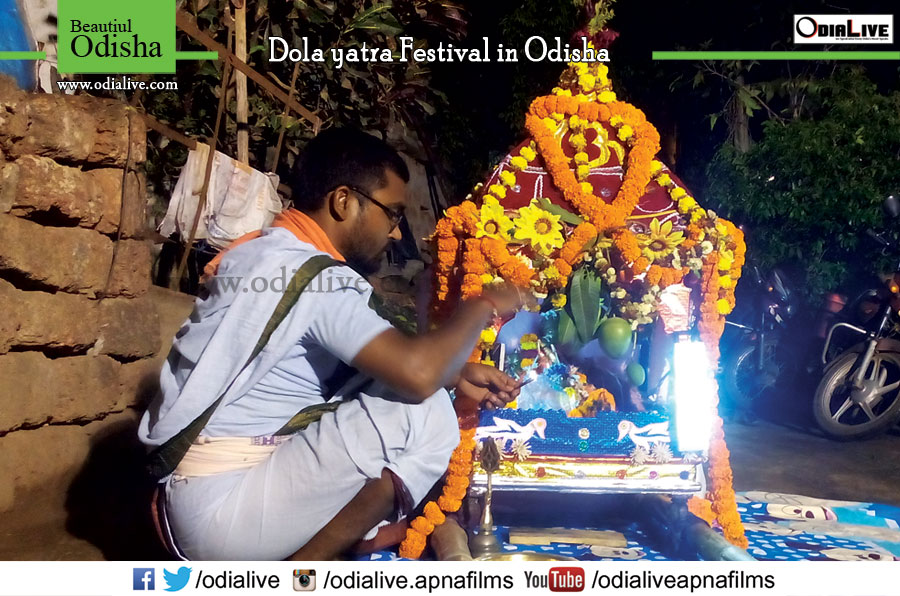 dola yatra odisha photos