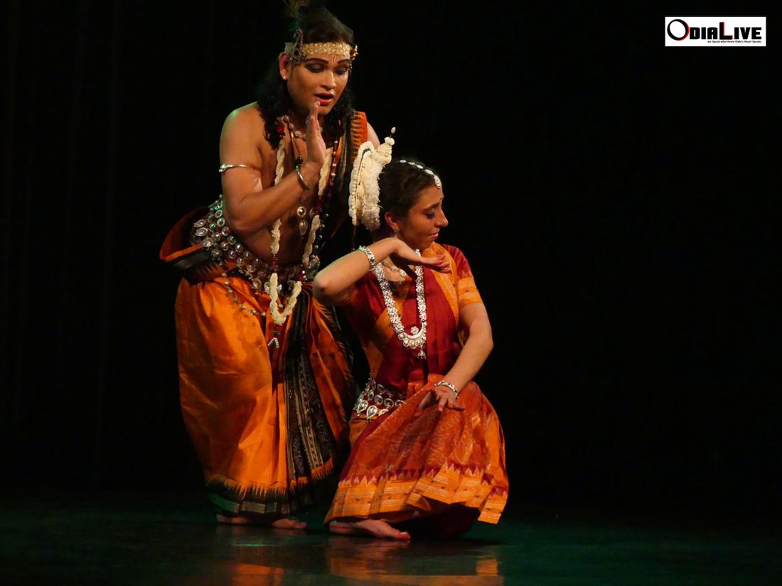 Mahina Khanum odissi dancer