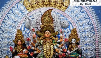 Cuttack Durga Puja Latest Images 2018