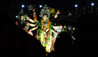Cuttack Durga Puja 2019 Bhasani Images