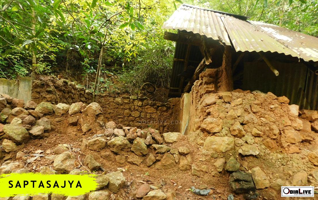 Saptasajya - The land of Seven Hills