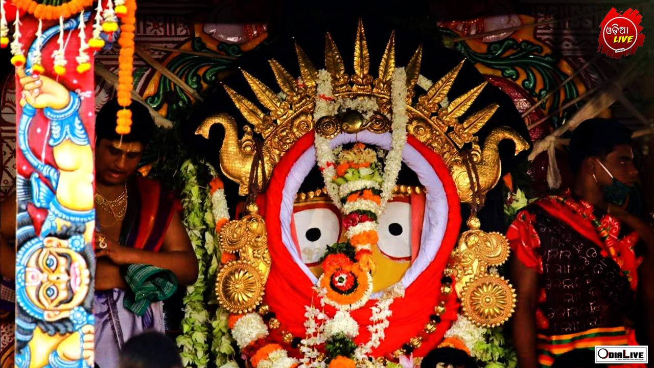 Suna Besha of the deities in Pictures
