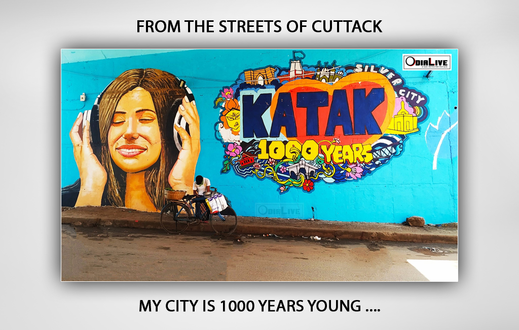 Cuttack Gets A Stunning Makeover